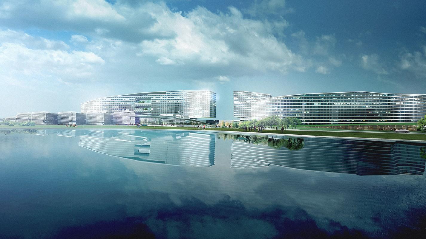 项目页图片_湖南娄底众一国际健康城