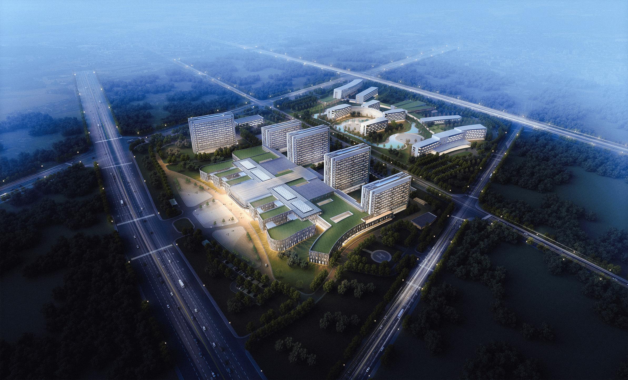 产品_霍邱县第一人民医院与养老社区