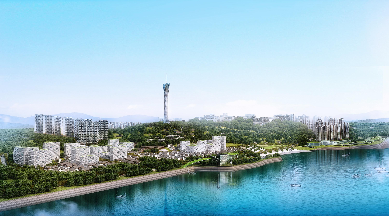 产品_泸州学士山片区概念性总体规划及重点地段城市设计